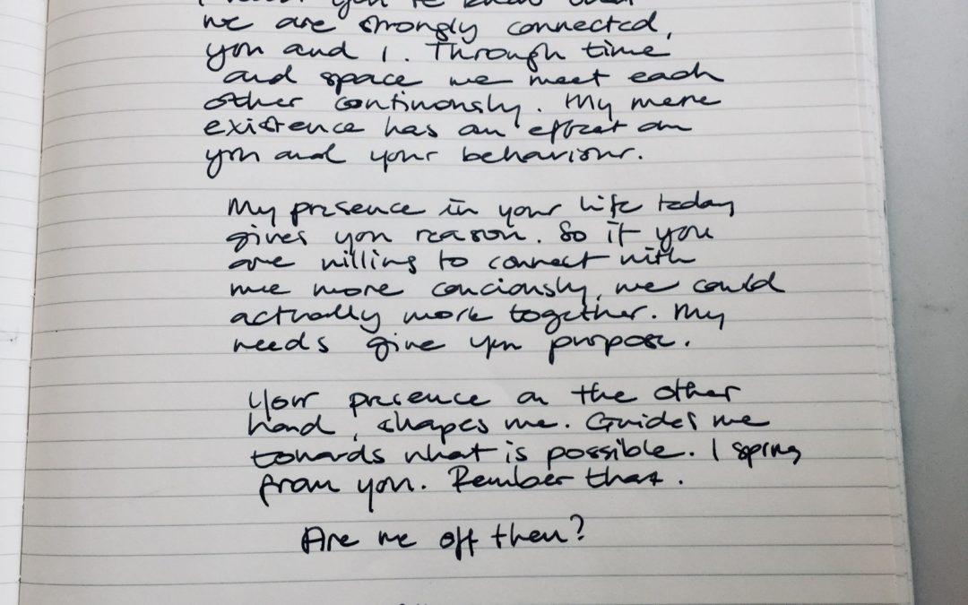 Dear Future Leader // Letter No. 1