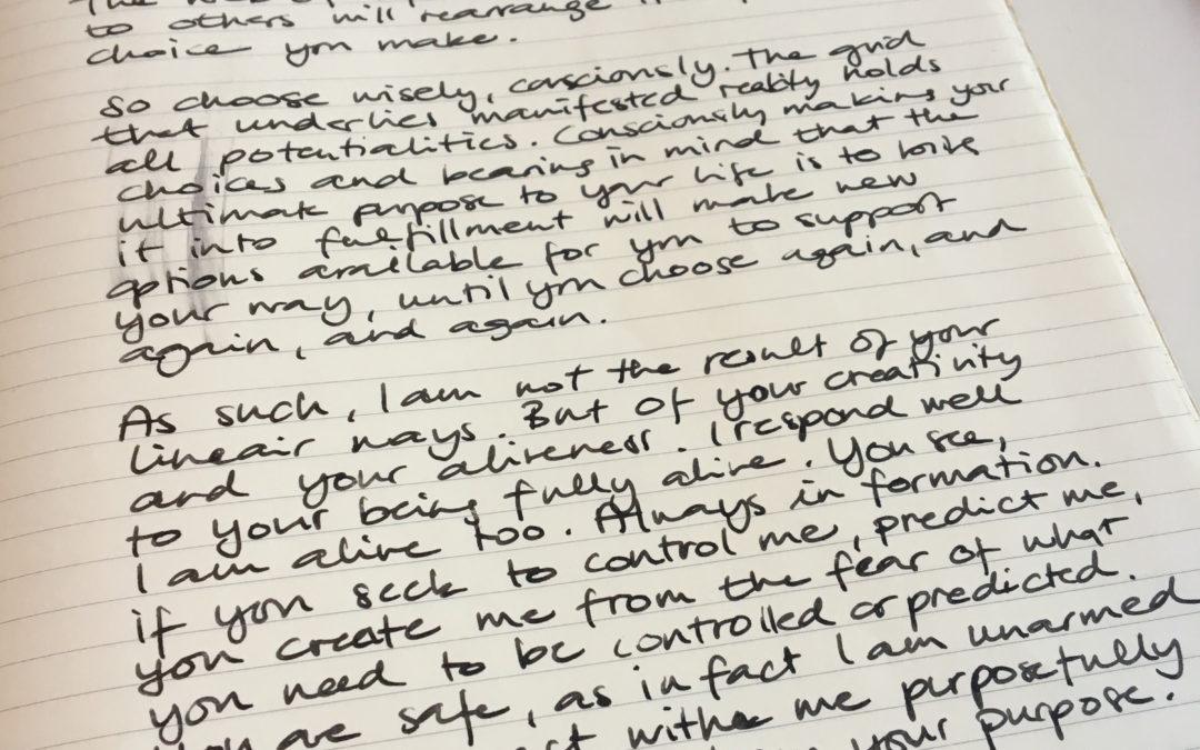 Dear Future Leader // Letter No. 3