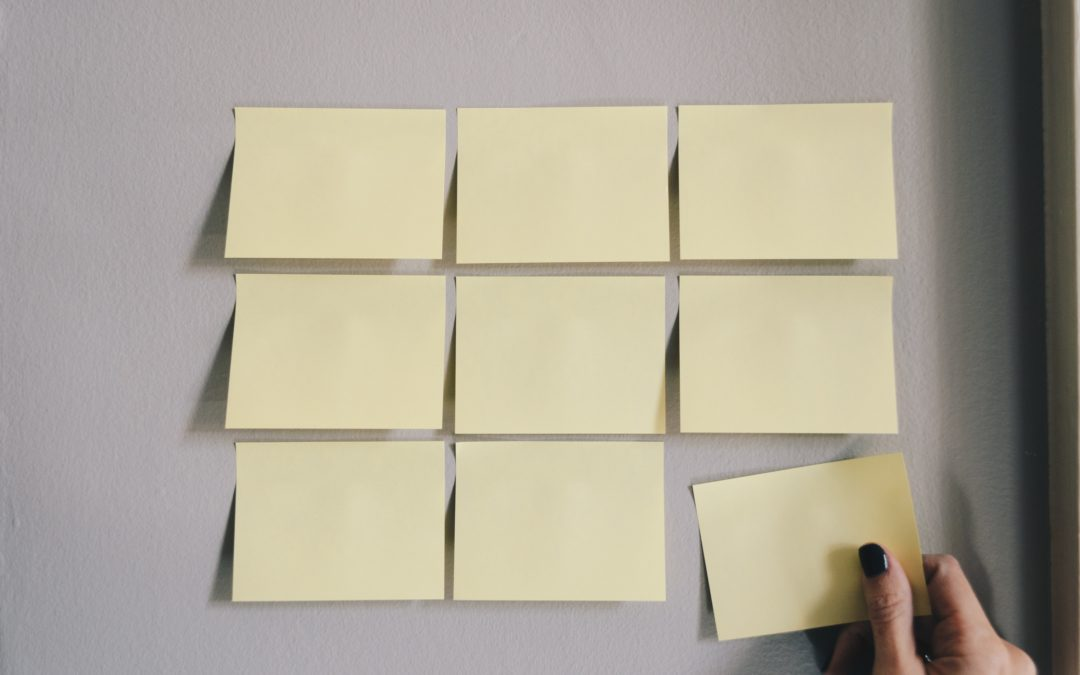 The quantum science of post-Its